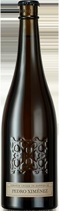 Las Numeradas de Cervezas Alhambra – Pedro Ximénez