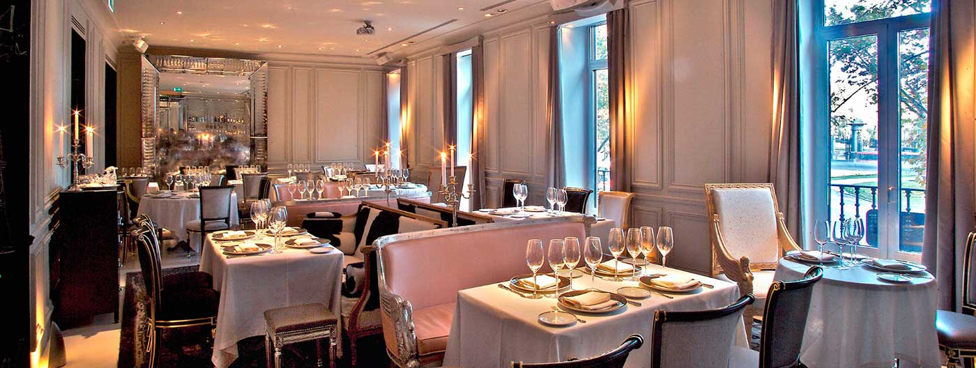 Restaurante Ramses Life