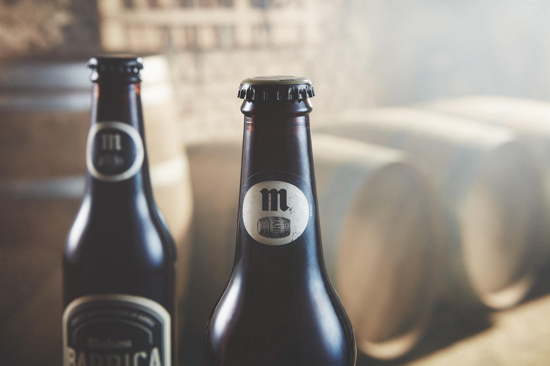 'Mahou Barrica', las cervezas lager envejecidas en barrica de roble