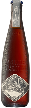 Casimiro Mahou Cerveza Ale