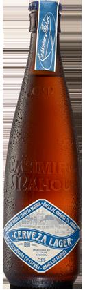 Casimiro Mahou Cerveza Lager