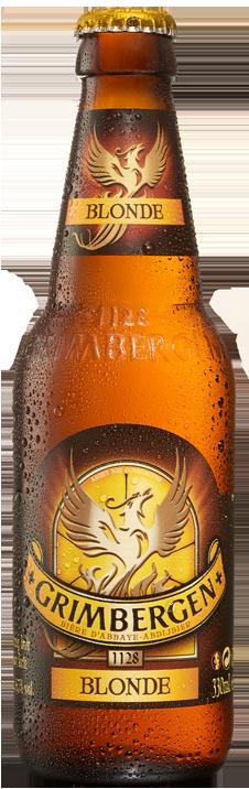 Grimbergen Blonde  - Cerveza de abadia