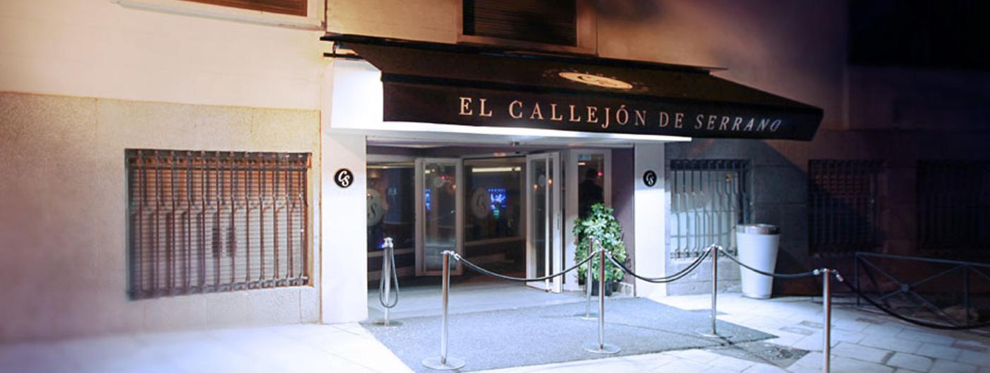 El Callejón de Serrano