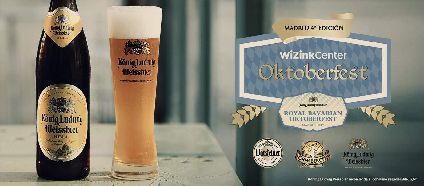 Los Cervecistas te invitan a la Oktoberfest König
