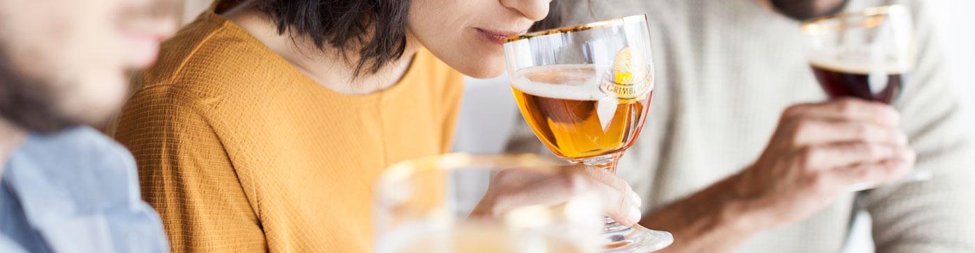 La copa Goblet: el cáliz de las cervezas belgas de abadía