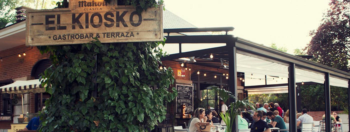 El Kiosko de Pozuelo
