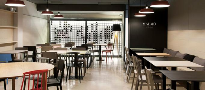 Restaurante MALMÖ