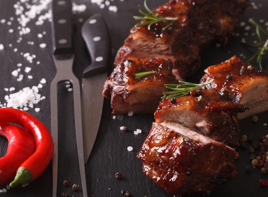 Asados, parrilladas y carnes con toque ahumado
