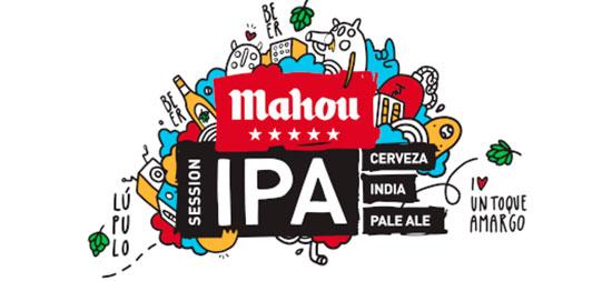 Los Cervecistas presenta: Mahou Cinco Estrellas Session IPA