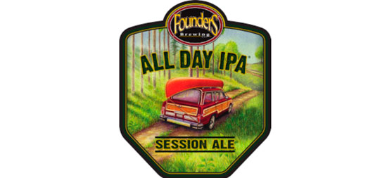 Los Cervecistas presenta: FOUNDERS ALL DAY IPA