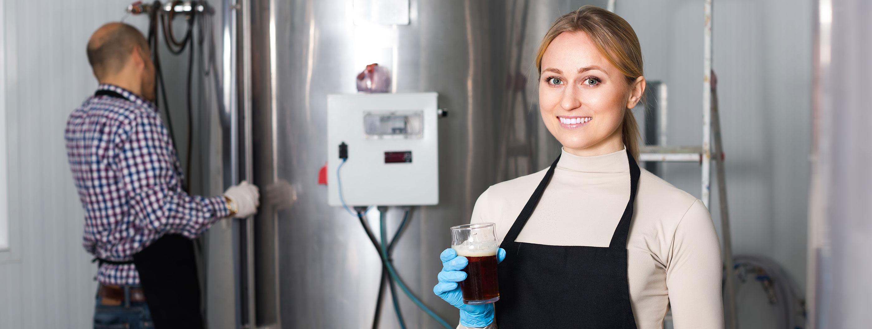 El papel de la mujer en la cerveza