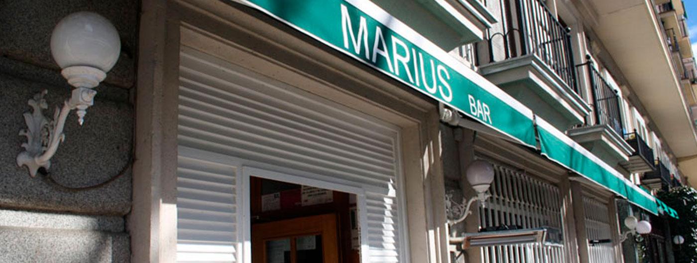 Marius Bar