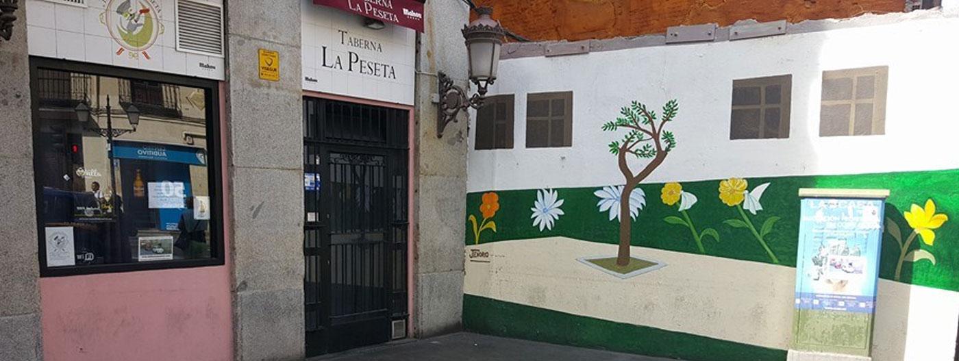 Taberna La Peseta