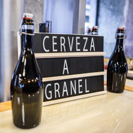 3712 cervezas a granel en Madrid