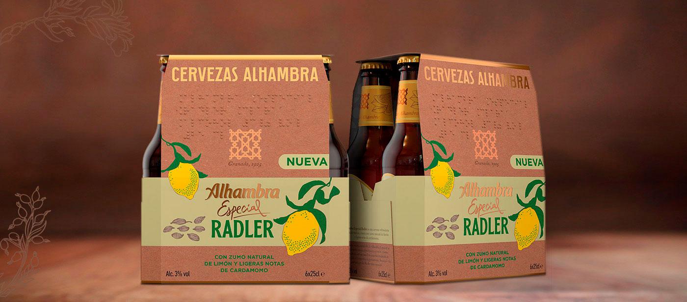 Radler, la cerveza con limón más refrescante