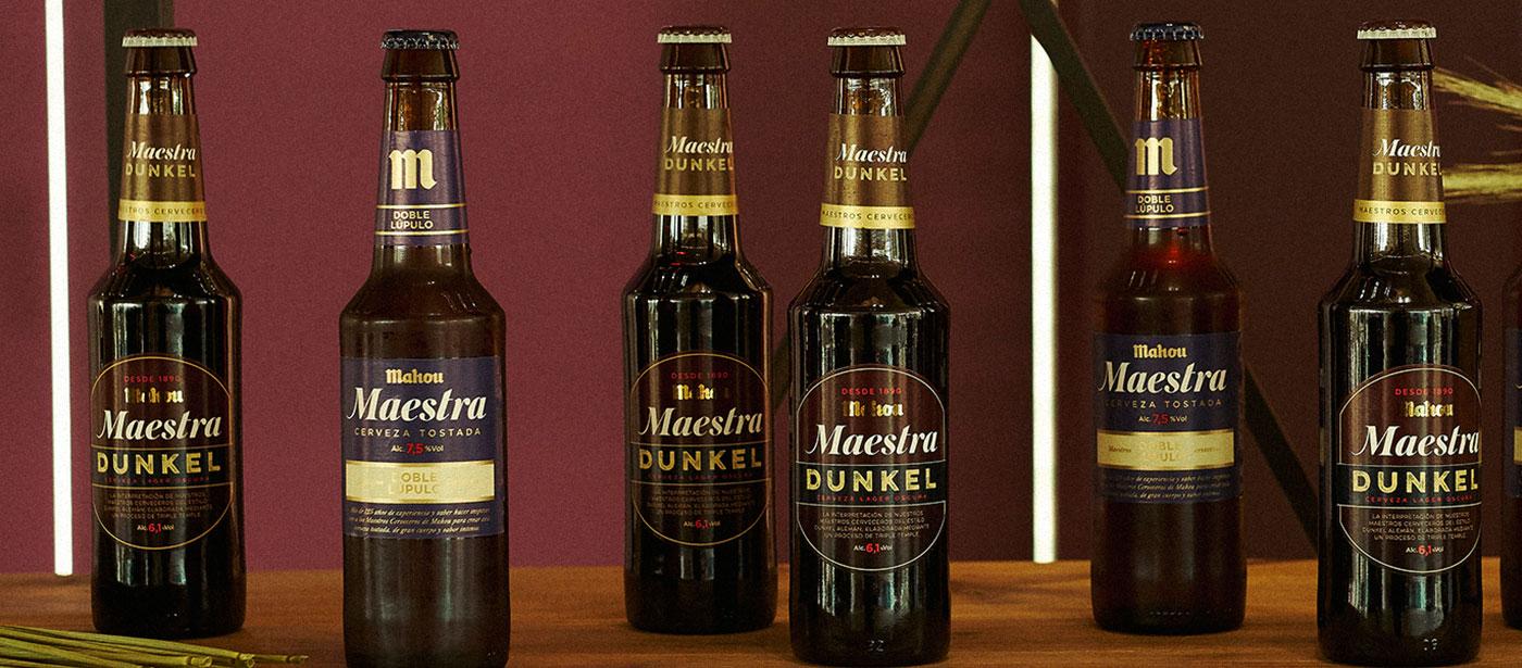 ¿Sabes a qué sabe la maestría cervecera?