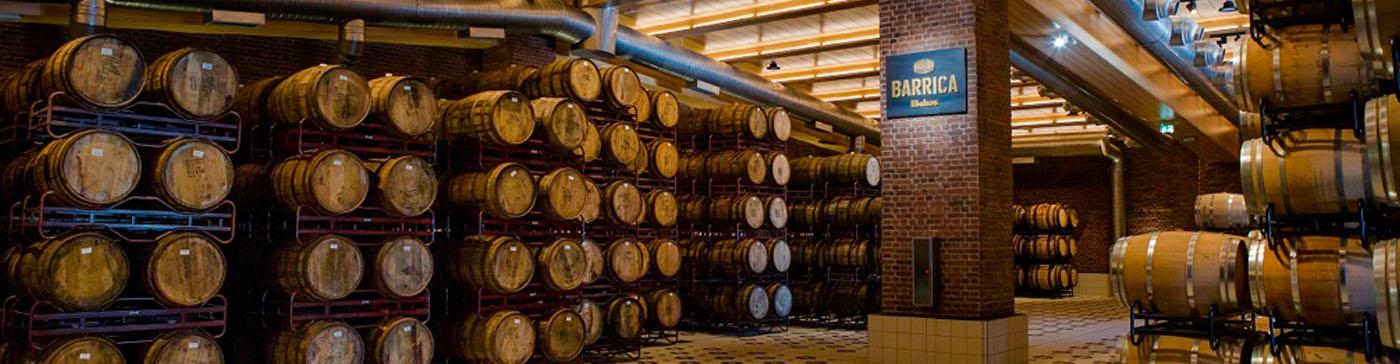 La madera en la elaboración de la cerveza: un proceso apasionante