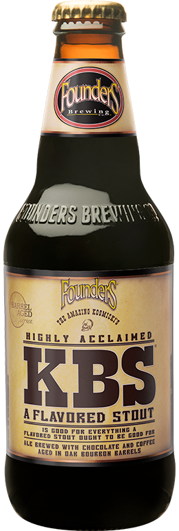 KBS de Founders Brewing