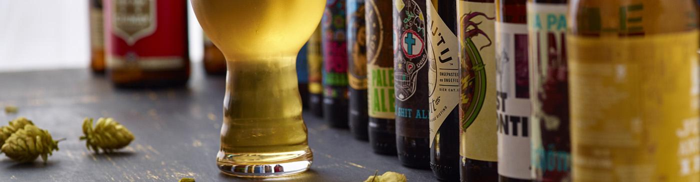 El vaso IPA, para disfrutar de las cervezas lupuladas