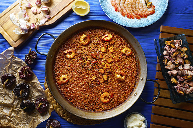 Alhambra Especial Radler y arroz del Señoret, un plan Cervecista muy mediterráneo