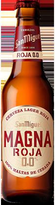 San Miguel Magna Roja 0,0