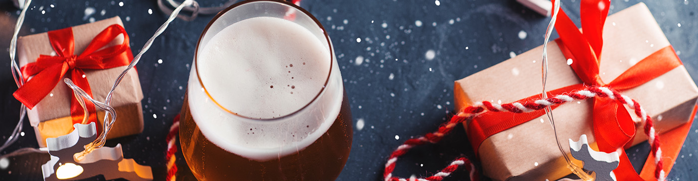 Cervezas para regalar en Navidad