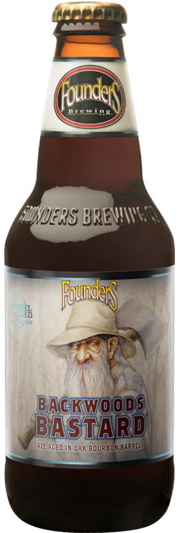 Backwoods Bastard de Founders Brewing
