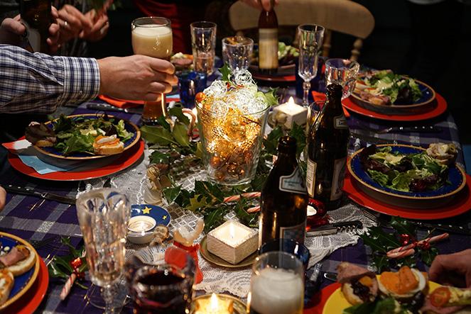 Maridajes con cerveza para Navidad (II). Asados, guisos y risottos