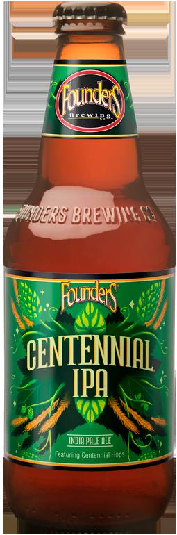 Centennial IPA de Founders Brewing