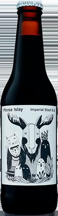 Moose Islay de Nómada Brewing