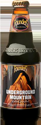 Underground Mountain Brown de Founders Brewing