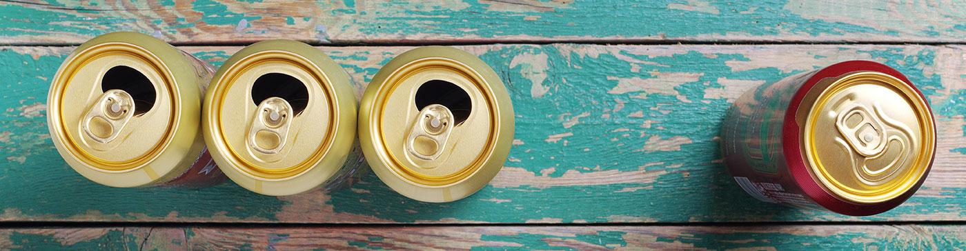 Historia de la lata y la cerveza, el envase del S.XX