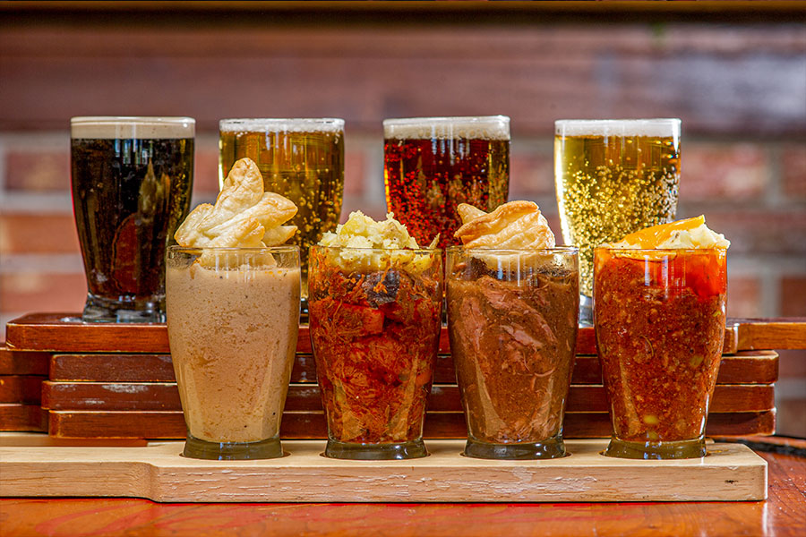 comida y cerveza, como combinar comida y cerveza, que comer con cerveza, maridaje cerveza, aspectos a tener en cuenta maridaje cerveza, como conjugar cerveza y comida, estilos de cerveza y comida