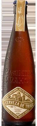 Casimiro Mahou Cerveza de Trigo